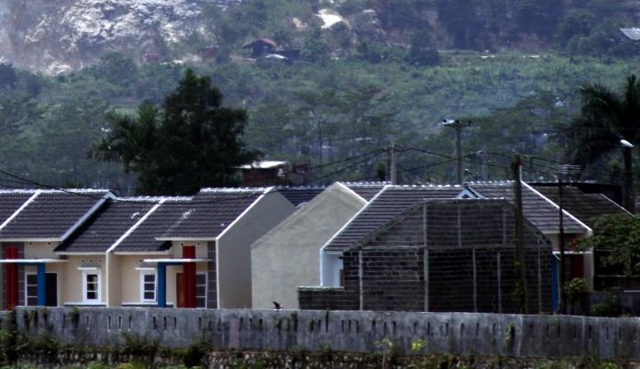 Foto Berita Kementerian PUPR Targetkan Bangun 4 Juta Rumah