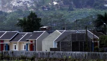 Foto Backlog Rumah di Jawa Tengah Masih Tinggi