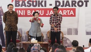 Foto Perantau Asal Wonogiri Diajak Dukung Ahok-Djarot