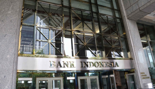 Foto Bank Indonesia: Kinerja Neraca Perdagangan April 2017 Positif