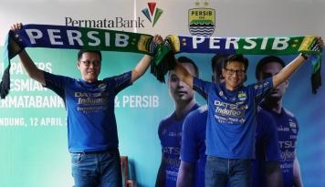 Foto PermataBank Syariah Jalin Kemitraan dengan Persib Bandung