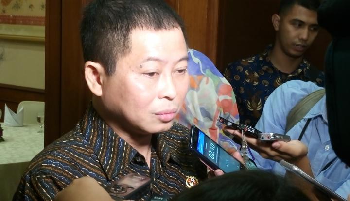 Foto Berita Menteri Jonan Pantau Pasokan Listrik Jawa-Bali