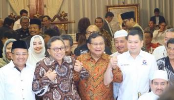 Foto Prabowo Akan Sowan ke Presiden Jokowi Habis Pilkada