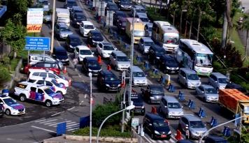 Foto Amankan Liburan Panjang, Korlantas Kerahkan 1.500 Personel
