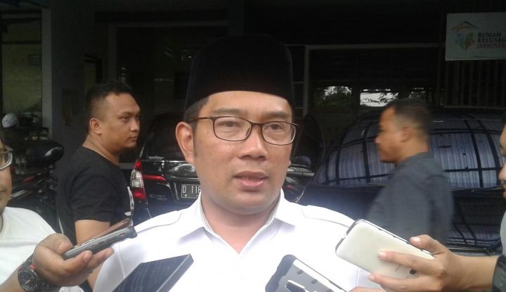 Foto Berita Ridwan Kamil Harap KPK Tidak Kendur Berantas Korupsi