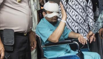 Foto Koalisi Masyarakat Sipil Desak KPK Investigasi Sendiri Teror Novel Baswedan