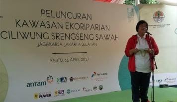 Foto Siti Nurbaya Bersyukur Isu Perubahan Iklim Diperhatikan