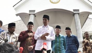 Foto Presiden Harap Pelaku Usaha Kerajinan Mau Jemput Bola