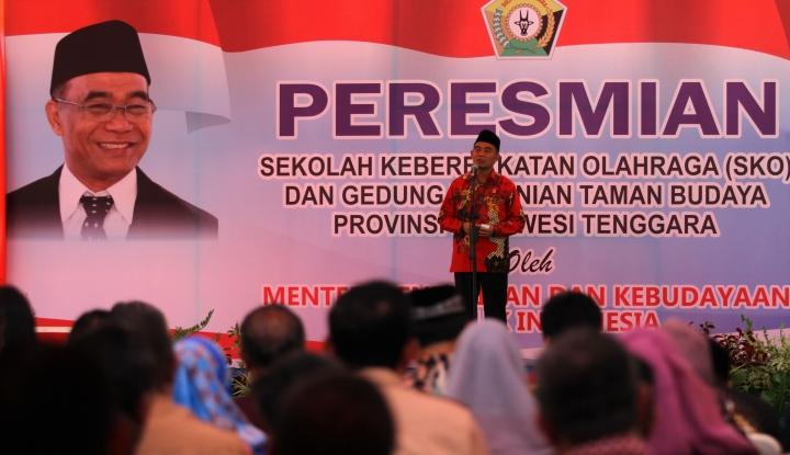 Foto Berita PPDB Ricuh, Mendikbud Bakal Hentikan Sistem Zonasi Sekolah?