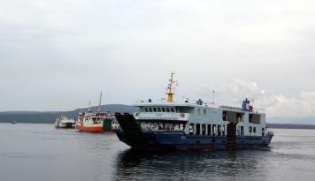 Foto Penumpang Tujuan Pelabuhan Jayapura Turun 22.042 Orang
