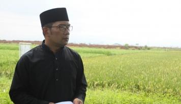 Foto Ridwan Kamil Resmikan Wisata