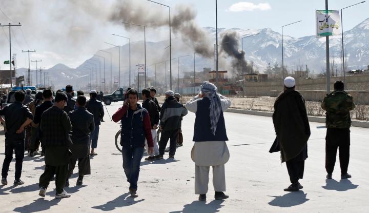 Foto Berita Presiden Afghanistan: Kami Tunggu Pakistan Bertindak Melawan Taliban