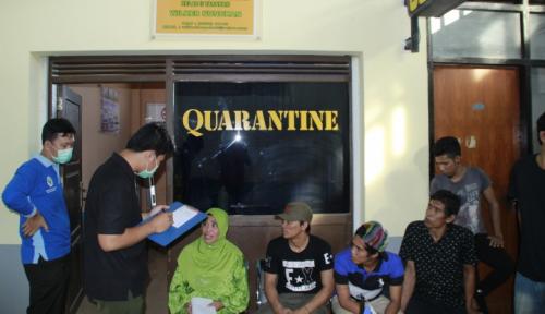 Foto Konsulat RI Benarkan Puluhan TKI Ilegal Ditangkap di Malaysia