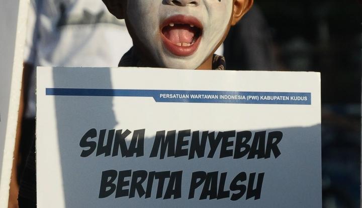 Foto Berita Pers Mengancam, PWI: Aparat Harus Tindak Tegas