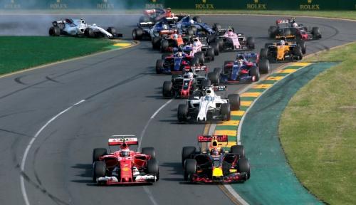 Imbas Corona, Gelaran F1 Ditunda Hingga Juni 2020