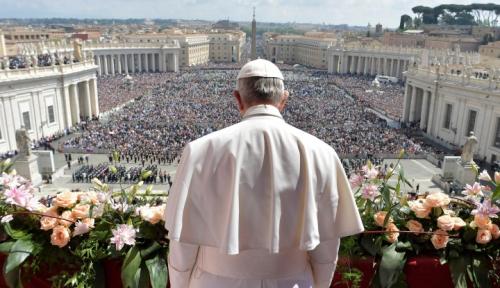 Foto Lagi, Paus Francis Terima Pengunduran Diri Dua Uskup Cile