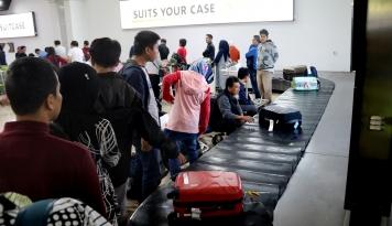 Foto H+2 Penumpang Bandara Soetta Tembus 2.172.815 Jiwa