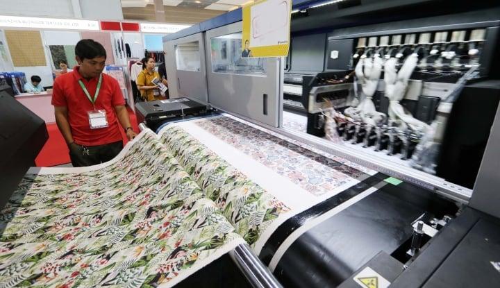 2030, Indonesia Masuk 5 Besar Produsen Tekstil Dunia - Warta Ekonomi