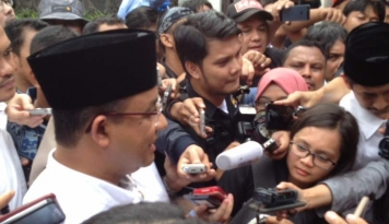 Foto Bila Menang, Anies: Ojo Gegeh Wongso