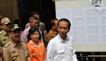 Foto DPR: Jokowi Jangan Mau Dibohongi Soal Sawit