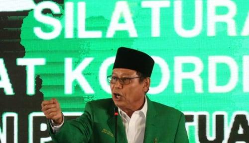 Foto Tak Mau Kalah, PPP Kubu Djan Faridz Juga Dukung Jokowi di 2019