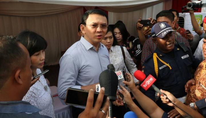 Foto Berita PKB Bandingkan Masa Ahok Menjabat dan Anies, Hasilnya?