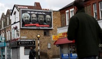 Foto Gara-gara Brexit, Penjualan Mobil di Inggris Turun Drastis