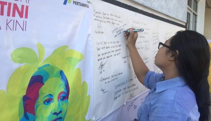 Foto Berita Pertamina Gelar Promo Semangat Kartini Masa Kini