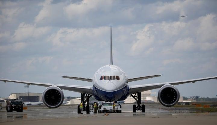 Air Canada Coret Boeing 737 MAX dari Jadwal Penerbangan - Warta Ekonomi