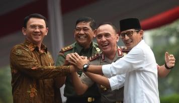 Foto Ahok ke PDIP, Bang Sandi Dag Dig Dug?
