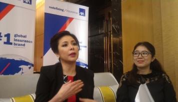 Foto AXA Financial Indonesia Kembangkan Agen Perempuan Indonesia