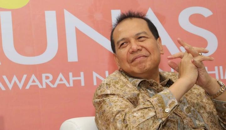 Foto Berita Ketika Mantan Menteri SBY Soroti Dampak Revolusi Industri Keempat