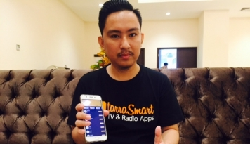 Foto Rahasia Sukses Founder Tarrasmart Geluti Bisnis Start-up Digital