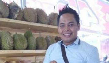 Foto Willy, Manfaatkan Durian Sebagai Oleh-oleh Khas Medan