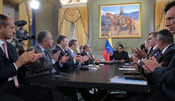 Foto Berita Venezuela Ajak Negara Amerika Latin Terapkan Cryptocurrency Petro