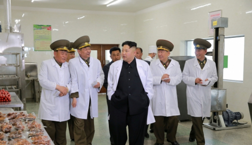 Foto Korea Utara: Kami Siap Perang dengan Amerika Serikat