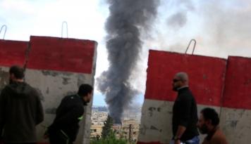 Foto Pemimpin ISIS di Lebanon Tewas