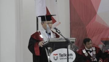 Foto Telkom University: Teknologi Informasi Wujudkan Kemandirian Bangsa