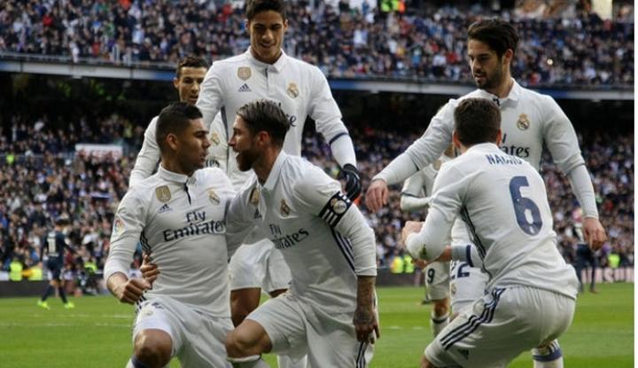 Foto Berita Real Madrid ke Final Liga Champions