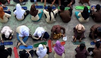 Foto Miris, Di Kota ini Korban KDRT Paling Banyak Pelajar Sekolah