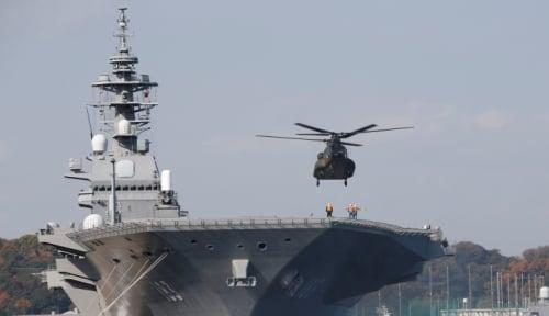 Foto Warga Jepang di Okinawa Tolak Kehadiran Militer AS, Kenapa Ya?