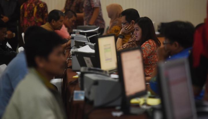 Foto Berita BP2D Malang Awali Penerapan Gerakan Transasksi Nontunai di Internal
