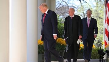 Foto Digertak Trump, Korsel Janji Kurangi Surplus Perdagangan dengan AS