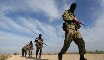 Foto Dukung Rekonsiliasi, Suriah Laksanakan Gencatan Senjata