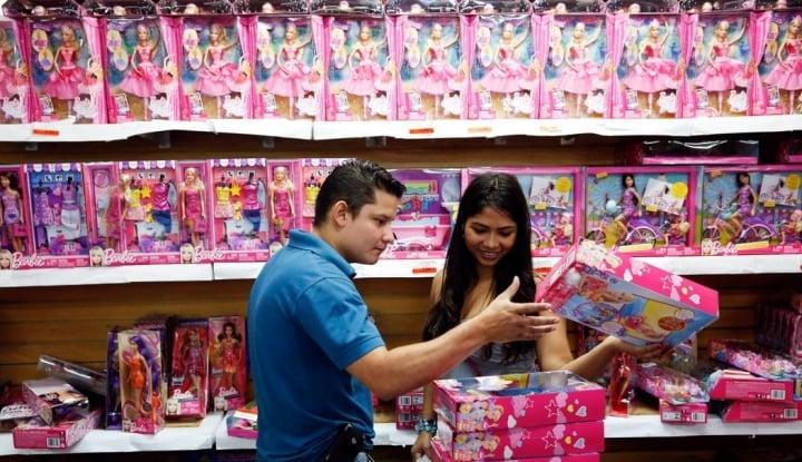 Foto Berita Antara Multi Indocitra, Feira, dan Mattel