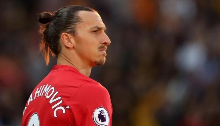 Foto Berita Mou Persilakan Ibrahimovic Cabut dari Old Trafford