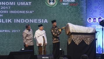 Foto Jokowi Bakal ke Purwakarta Peringati Isra Miraj