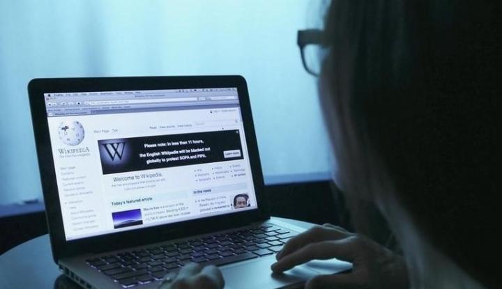 Tak Pasang Iklan, Bos Wikipedia Hanya Andalkan Donasi - Warta Ekonomi