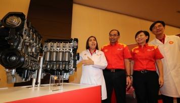 Foto Shell V Power Dynaflex, Janjikan Kebersihan Mesin Tertinggi