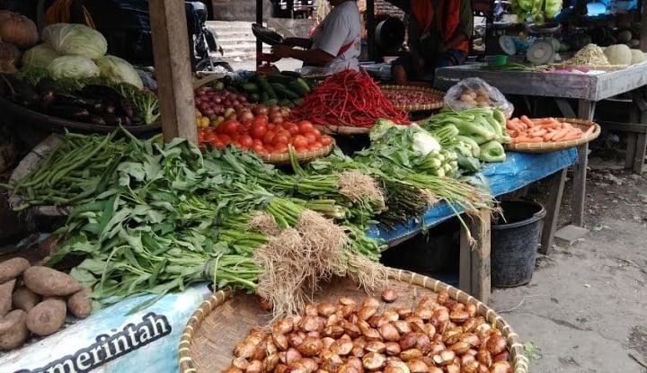 Foto Berita Desa Miskin Karena Tak Punya Pasar?